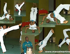 Capoeira Workshop - Bilder