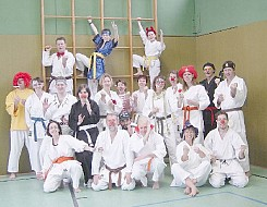 Red Nose Karnevalstraining 2004