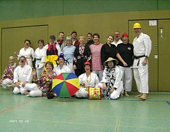 Red Nose Training 2007