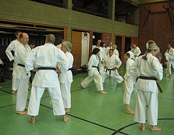 Black Belt Training bis 3. DAN