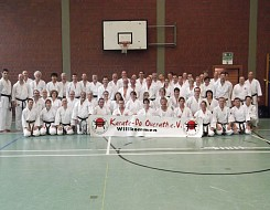Black Belt Training März 2012