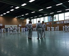 Black Belt Training 10.05.2014