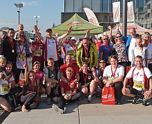 3. Karate-Do Triathlon und Run Of Colours 2016