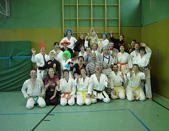 Red Nose Training 2005