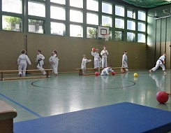 1. Spieletag im Karate-Do Overath