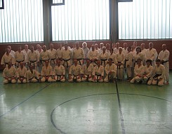 Black Belt Training Februar 2010