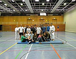 Gasttraining Leopold Goes Realschule