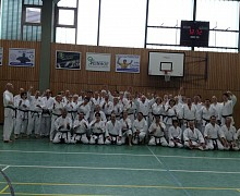 Black Belt Training 23.02.2013