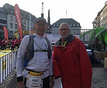Bonn Marathon 2019 (Ein Mann am Limit)