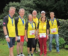 Deutsche Post Marathon Bonn 2015