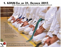 1. KDNW-Tag....pack mit an!